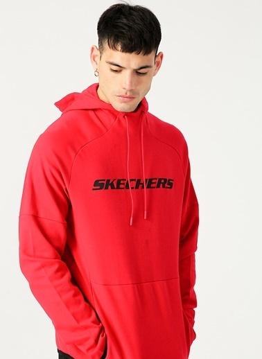 Skechers Sweatshirt Kırmızı